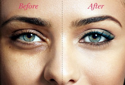 How to cover up dark circles under eyes with makeup